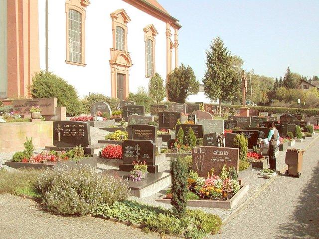 Holzkirchen - Friedhof
