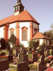 Friedhof Holzkirchen